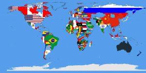 Lista de códigos de país ISO (country codes)